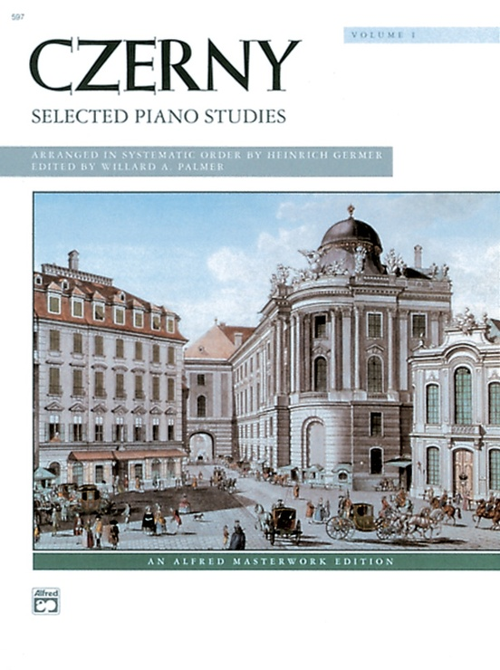 Czerny: Selected Piano Studies, Volume 1