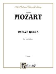 Twelve Duets