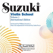Suzuki Violin School, Volume 1