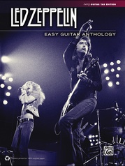Led Zeppelin: Easy Guitar Anthology