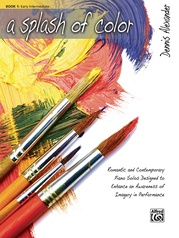 A Splash of Color, Book 1
