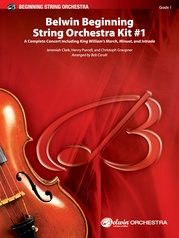 Belwin Beginning String Orchestra Kit #1
