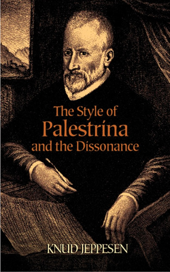 The Style Of Palestrina And Dissonance Book Knud Jeppesen