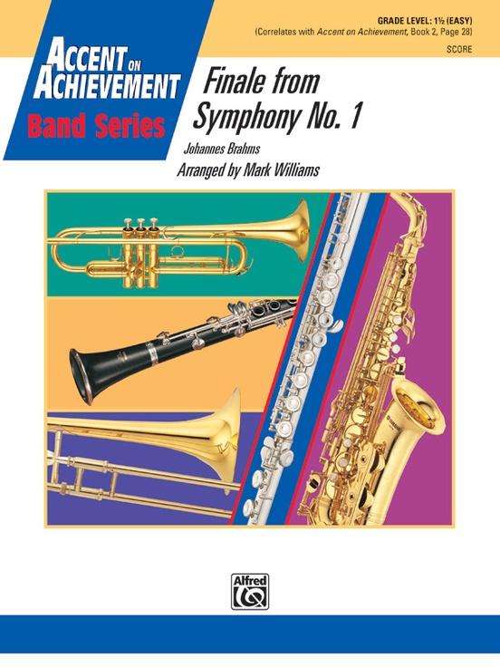 Finale from Brahms's Symphony No. 1
