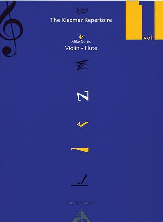 The Klezmer Repertoire, Volume 1