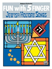 Fun with 5 Finger Jewish Holiday Songs