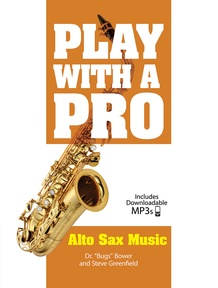 Play with a Pro: Alto Sax Music