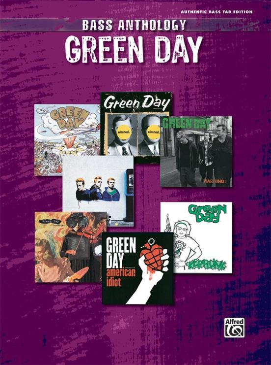 Green Day: Bass Anthology
