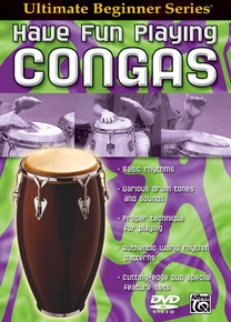 Ultimate Beginner Series: Have Fun Playing Congas