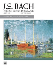 French Suite in G Major