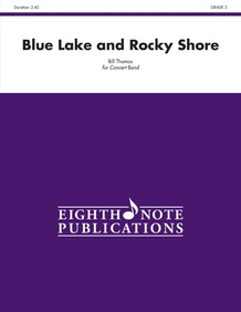 Blue Lake and Rocky Shore
