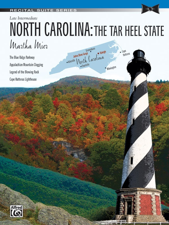 North Carolina: The Tar Heel State