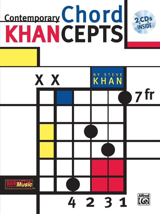 Contemporary Chord Khancepts