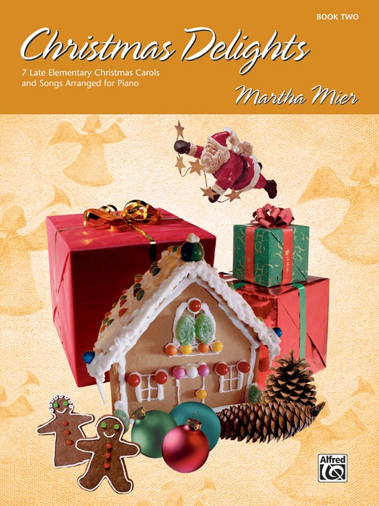 Christmas Delights, Book 2