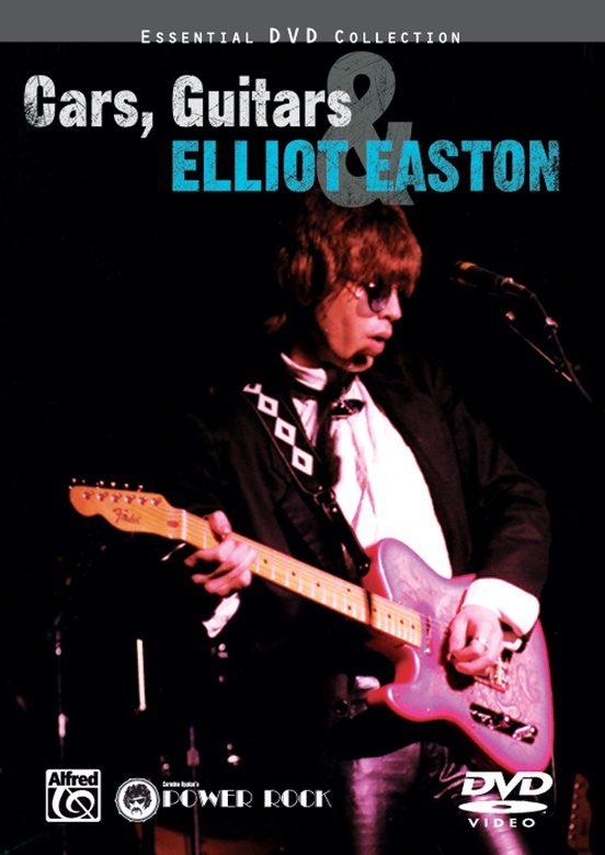 Cars, Guitars & Elliot Easton