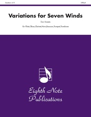 Variations for Seven Winds