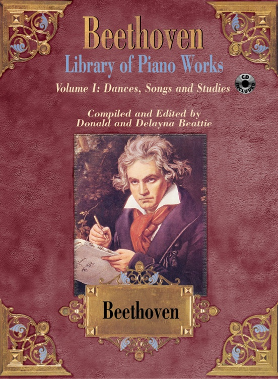 Library of Piano Works, Volume I: Dances, Songs, and Studies