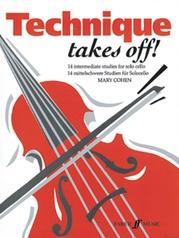 Technique Takes Off! for Cello