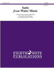 Suite from <i>Water Music</i>