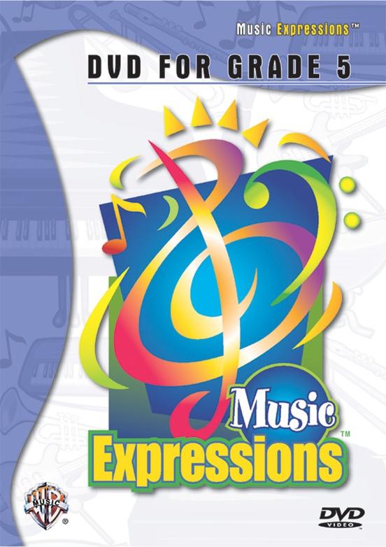 Music Expressions™ Grade 5: DVD