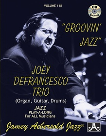 Jamey Aebersold Jazz, Volume 118: Groovin' Jazz