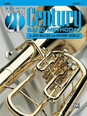 Belwin 21st Century Band Method, Level 1