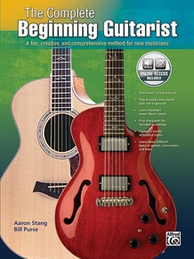The Complete Beginning Guitarist