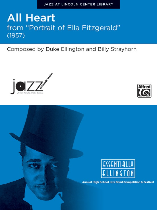 All Heart (from Portrait of Ella Fitzgerald)