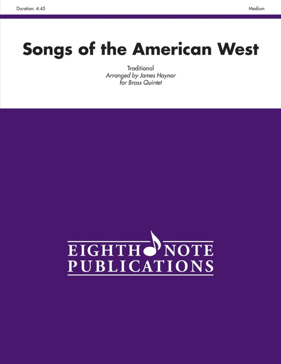 Songs of the American West