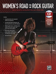 Women's Road to Rock Guitar