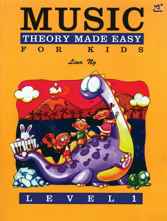 Music Theory Made Easy for Kids, Level 1