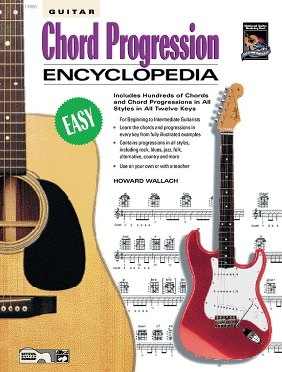Guitar Chord Progression Encyclopedia: Guitar Book