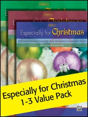 Especially for Christmas 1-3 (Value Pack)