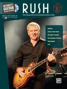 Ultimate Guitar Play-Along: Rush