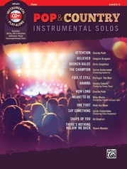 Pop & Country Instrumental Solos
