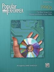 Popular Performer: 1990s