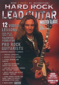 Guitar World: Hard Rock Lead Guitar Master Class!
