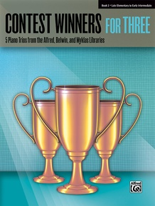 Contest Winners for Three, Book 2