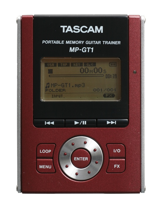 Tascam MPGT1 MP3 Guitar Trainer
