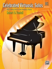 Celebrated Virtuosic Solos, Book 1