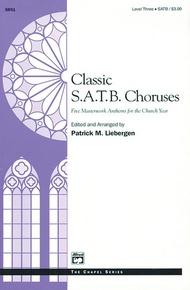 Classic SATB Choruses