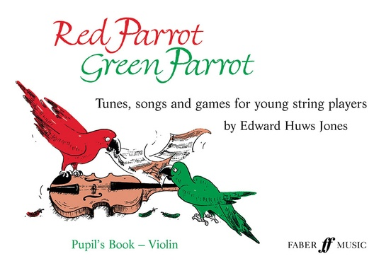 Red Parrot, Green Parrot