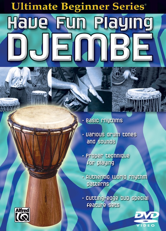 Ultimate Beginner Series: Have Fun Playing Djembe