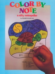 Color by Note, Book 1