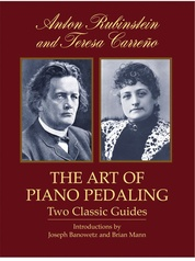The Art of Piano Pedaling: Two Classic Guides