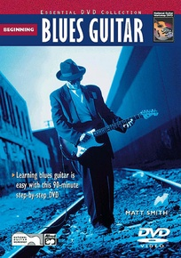 The Complete Blues Guitar Method: Beginning Blues Guitar