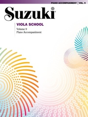 Suzuki Viola School, Volume 9