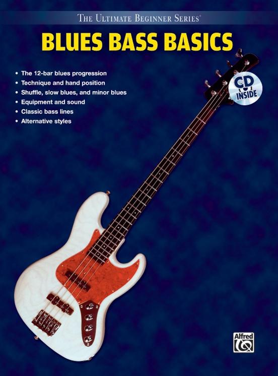 Ultimate Beginner Series: Blues Bass Basics
