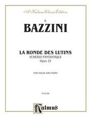 La Ronde des Lutins (Scherzo Fantastique, Opus 25)