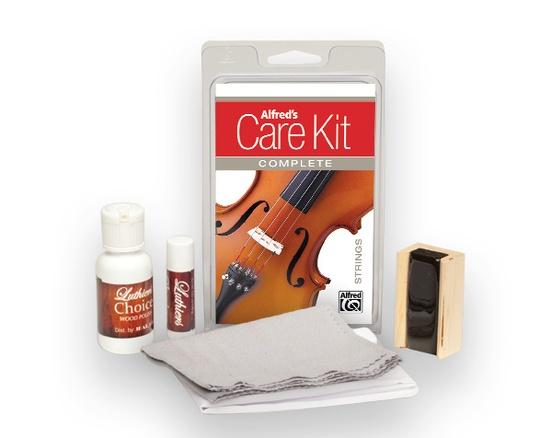 Alfred's Care Kit Complete: Strings (Violin & Viola)